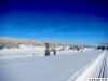 Dcembre 2012: Le ski de fond dans des paysages magnifiques