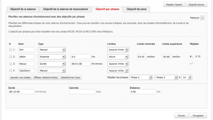 ppt.com crer un entrainement
