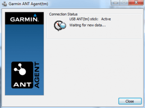 Garmin ANT Agent