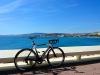 Premier triathlon à Cannes en avril