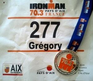 Ironman 70.3 Pays d'Aix 2012 - nakan.ch