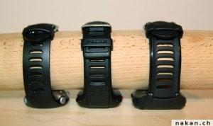 Garmin Forerunner 610 et 910xt et Polar RC3 GPS