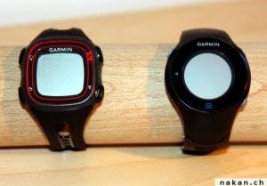 La Garmin Forerunner 10 (FR10) testée de fond en comble - nakan.ch