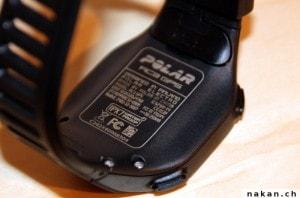 Polar RC3 GPS IPX7