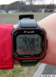 Polar RC3 GPS Chrono