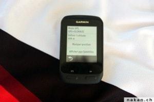 Edge 510 GPS et Glonass