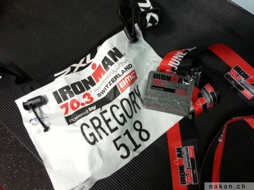 Ironman 70.3 Switzerland