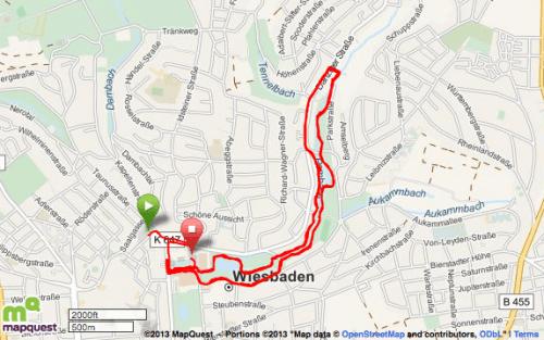 Ironman 70.3 Wiesbaden