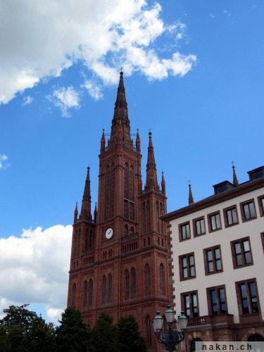 Eglise Wiesbaden