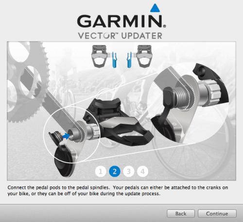 Garmin Vector