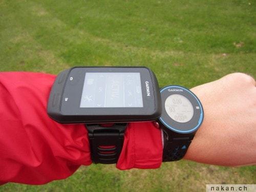 Comparaison GPS