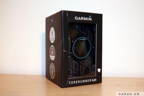 Garmin Forerunner 620