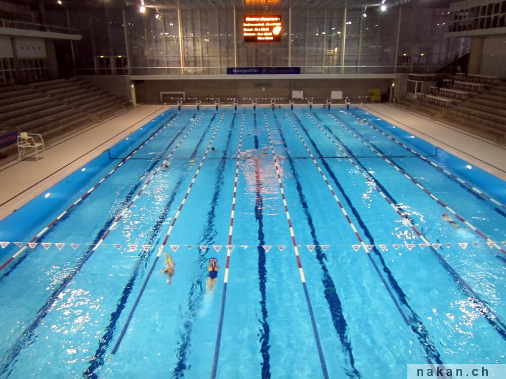 Un week end dans l 39 h rault for Piscine olympique montpellier