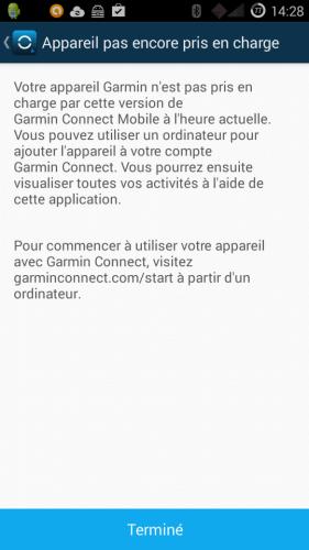 Garmin Connect mobile
