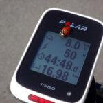 Le compteur cycliste Polar M450 testé de fond en comble