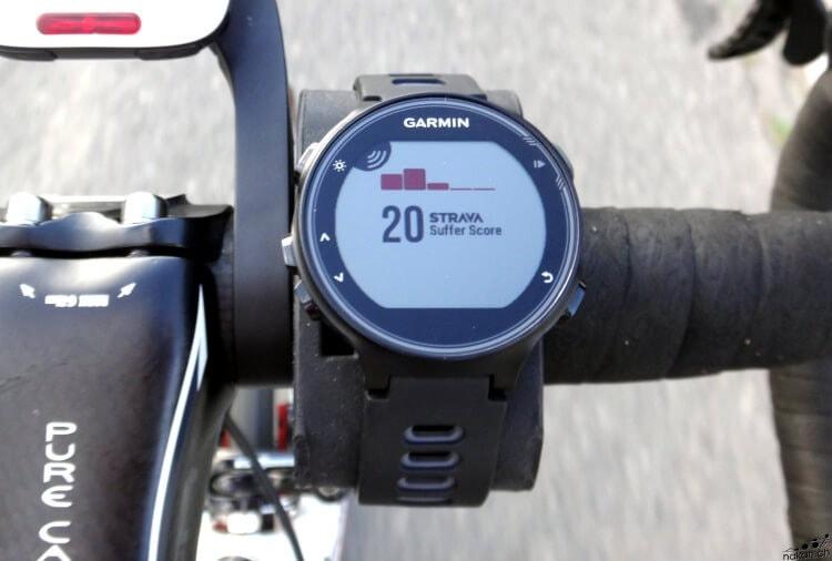 10 astuces pour utiliser sa montre de sport cardio GPS sur le vélo - nakan.ch
