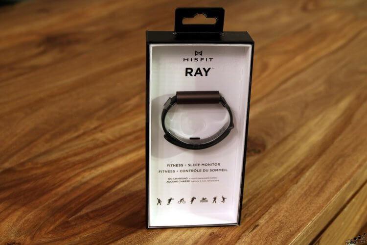 Le Misfit Ray testé de fond en comble - nakan.ch
