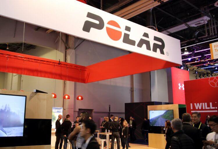 CES 2017: Les nouveautés de chez Polar - nakan.ch