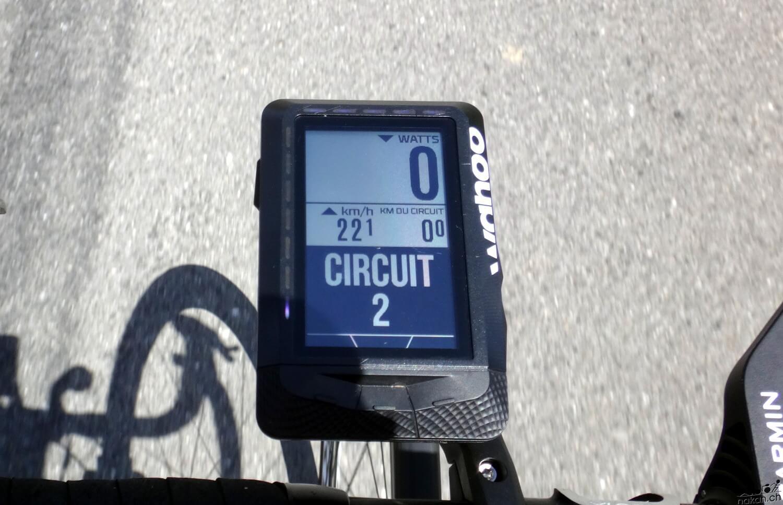 Le compteur cycliste Wahoo ELEMNT testé de fond en comble - nakan ch