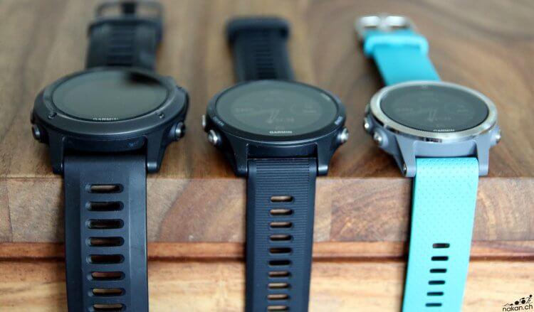 10 raisons pour lesquelles la fenix 5 reste la meilleure montre de triathlon - nakan.ch