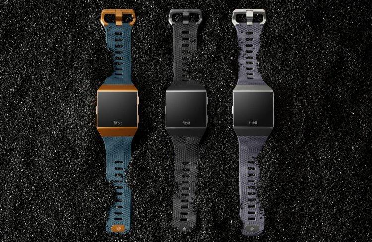 Fitbit dégaine sa Ionic, sa première montre connectée avec GPS et fréquence cardiaque optique - nakan.ch