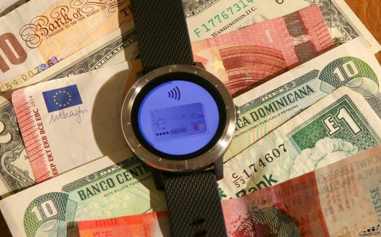 Tout savoir sur Garmin Pay - nakan.ch