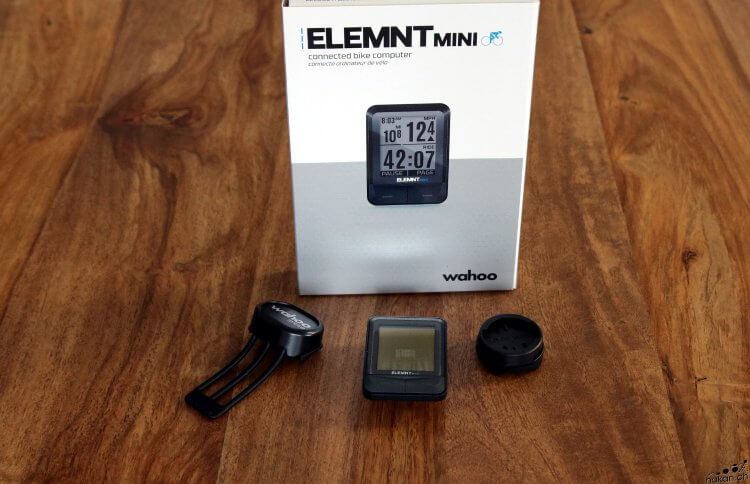 Déballage Wahoo Fitness ELEMNT Mini