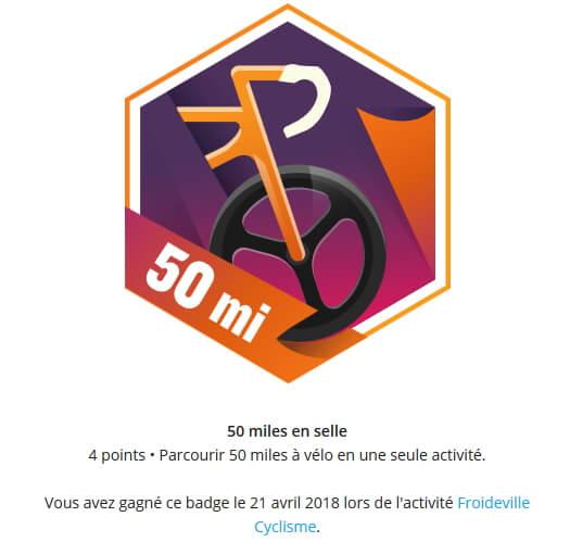 Les nouveaux badges de Garmin Connect - nakan.ch