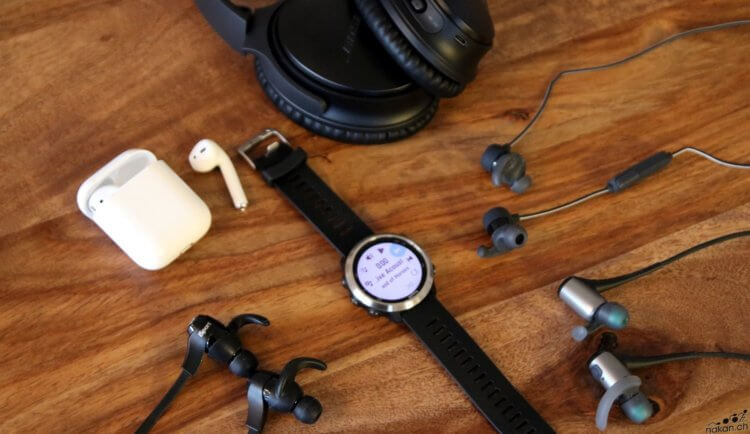 La Garmin Forerunner 645 Music testée de fond en comble (Forerunner 645M) - nakan.ch