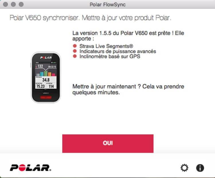 Polar V650: Tout savoir sur le support des segments Strava Live - nakan.ch