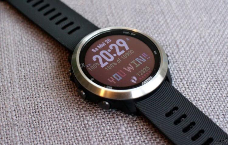Mes 10 watchfaces Connect IQ préférés, édition 2018 - nakan.ch