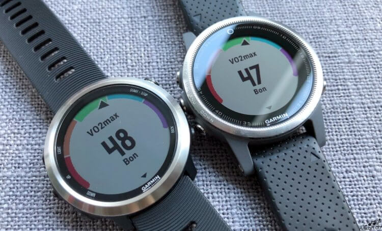 """Garmin annonce officiellement """"TrueUp Physio"""" qui synchronise les données FirstBeat - nakan.ch"""