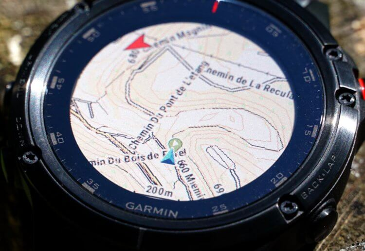 Installer des cartes additionnelles sur sa montre ou son compteur Garmin - nakan.ch