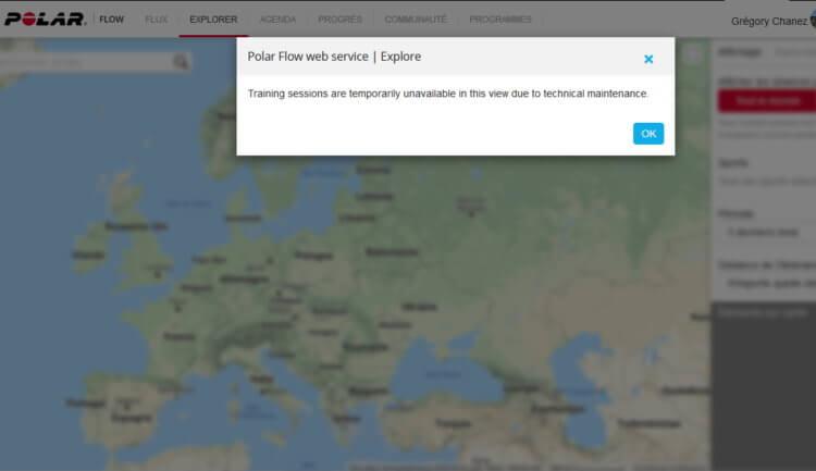 Polar Flow permettrait de compromettre des militaires... - nakan.ch