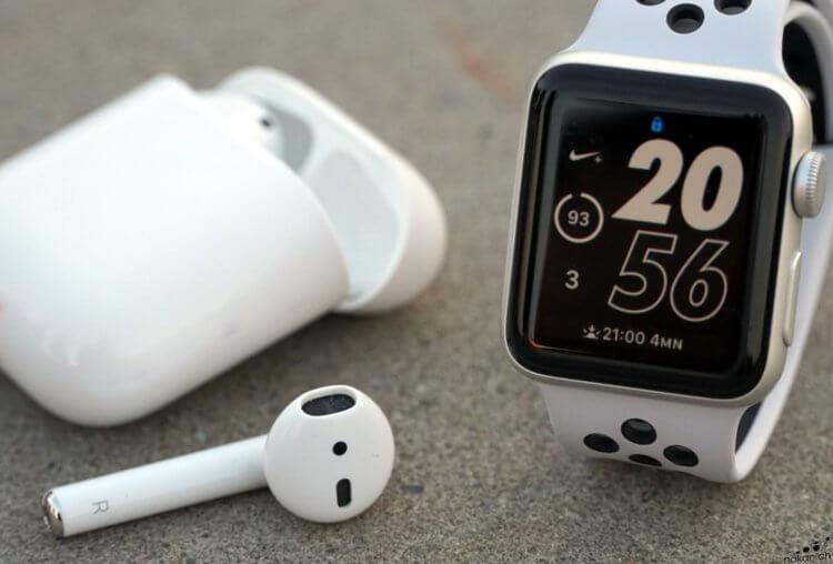 Casques Bluetooth pour le sport: Le test des Apple Airpods - nakan.ch