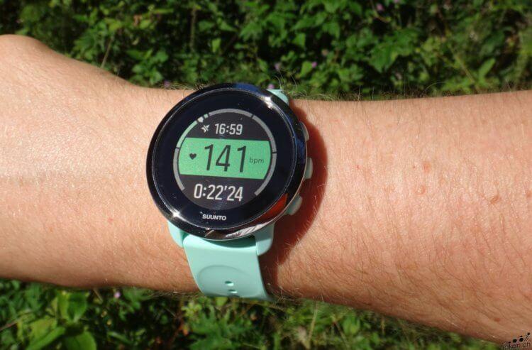 La montre Suunto 3 Fitness testée de fond en comble - nakan.ch