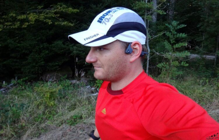 Casques Bluetooth pour le sport: Le test du Aftershokz Trekz Air - nakan.ch
