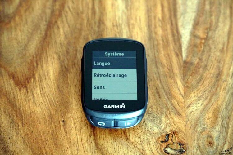 Le compteur Garmin Edge 130 testé de fond en comble - nakan.ch