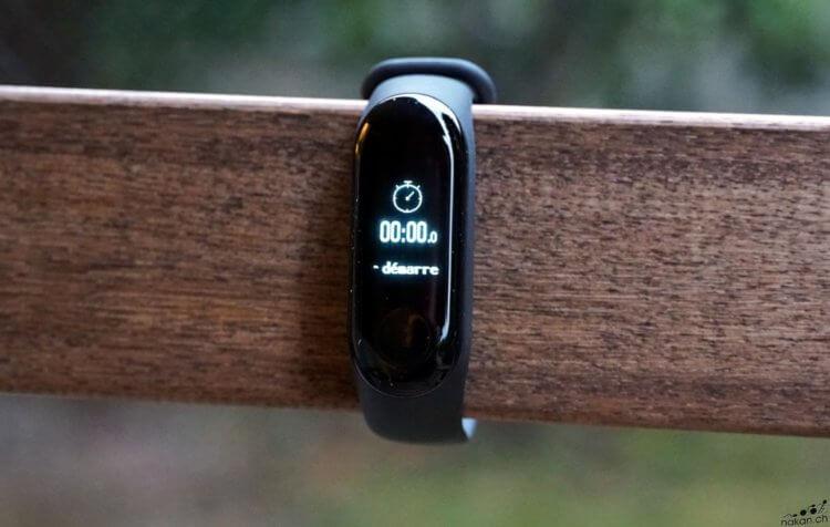 Le bracelet connecté Mi Band 3 testé de fond en comble - nakan.ch