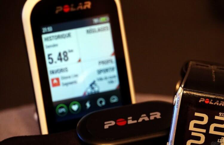 Polar active une seconde connexion Bluetooth sur la ceinture Polar H10 - nakan.ch