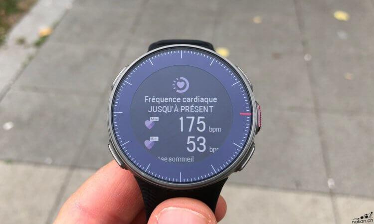 Tout savoir sur la montre multisport Polar Vantage V - nakan.ch