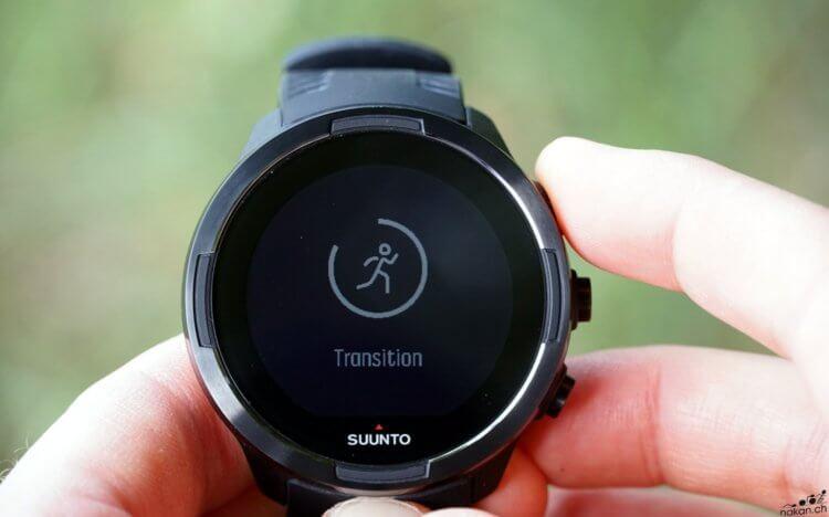 La montre outdoor Suunto 9 Baro testée de fond en comble - nakan.ch