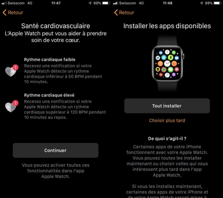 L'Apple Watch Series 4 testée de fond en comble - nakan.ch
