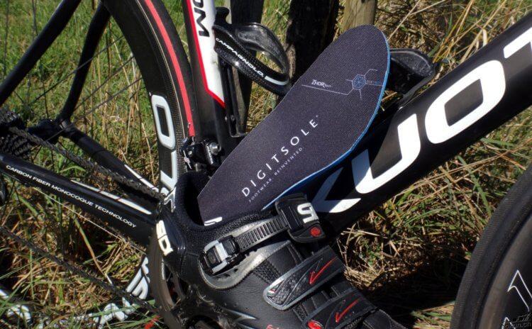 Les semelles Digitsole Run Profiler Cycling testées de fond en comble - nakan.ch