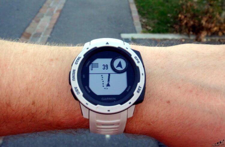 La montre outdoor Garmin Instinct testée de fond en comble