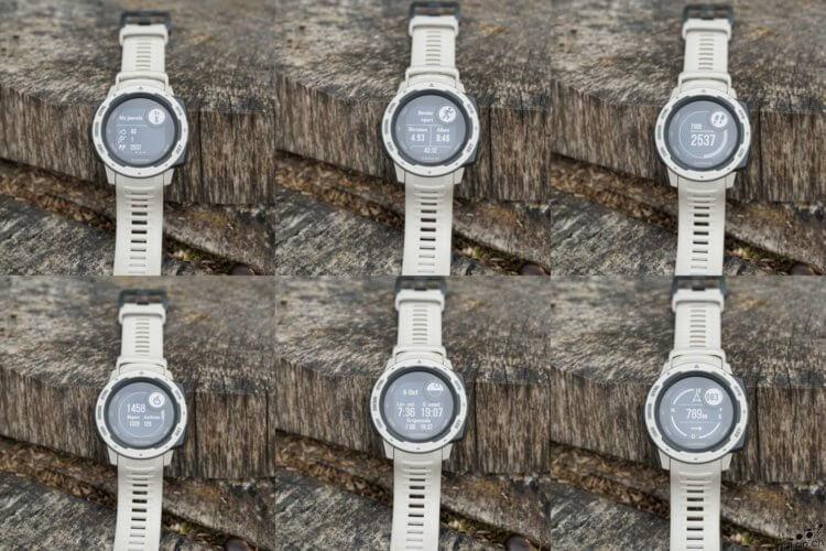 La montre outdoor Garmin Instinct testée de fond en comble - nakan.ch
