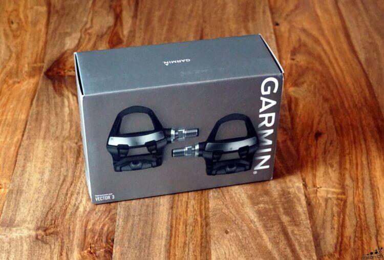 Les pédales Garmin Vector 3 testées de fond en comble - nakan.ch