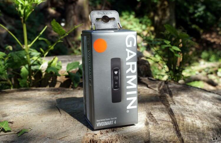 Le bracelet Garmin Vivosmart 4 testé de fond en comble - nakan.ch