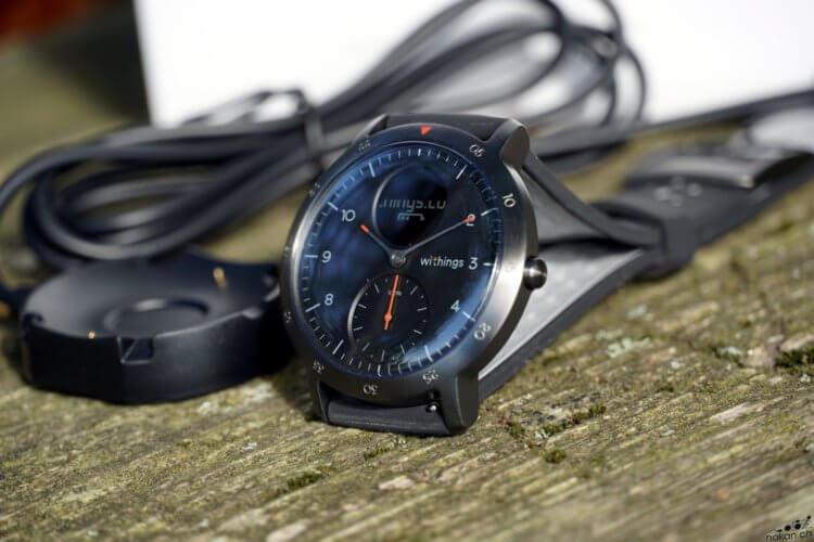 La montre connectée Withings Steel HR Sport testée de fond en comble - nakan.ch
