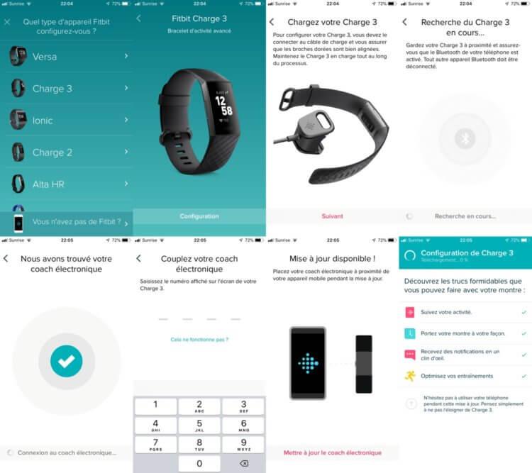 Le bracelet Fitbit Charge 3 testé de fond en comble - nakan.ch